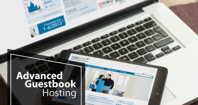 Best and Cheap Advanced Guestbook Hosting That Are Reliable and Fast