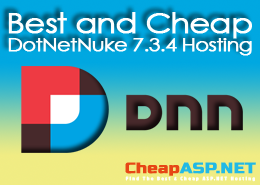 Best and Cheap DotNetNuke 7.3.4 Hosting Sweden Provider That Are Reliable and Powerful