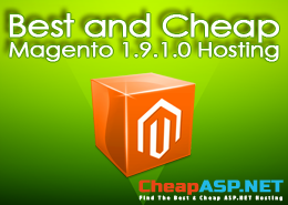 Best and Cheap Magento 1.9.1.0 Hosting With High Performance & Quality Support