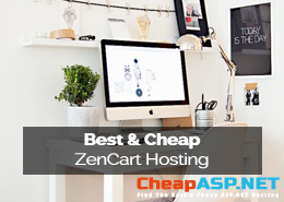 Best and Cheap ZenCart Hosting That Are Reliable and Fast