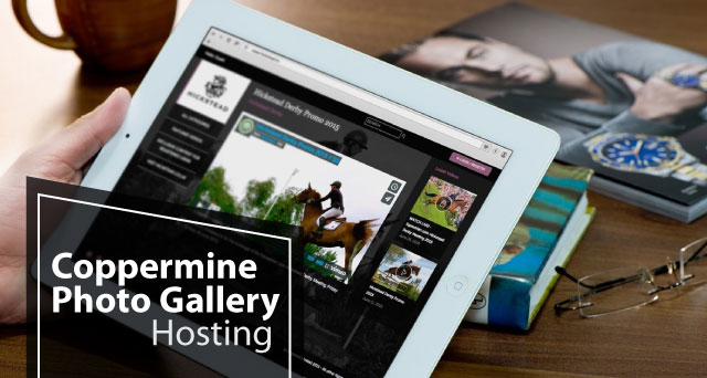 Best and Cheap Coppermine Photo Gallery Hosting