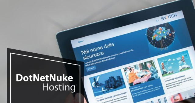 Best and Cheap European DotNetNuke 8.0.3 Hosting