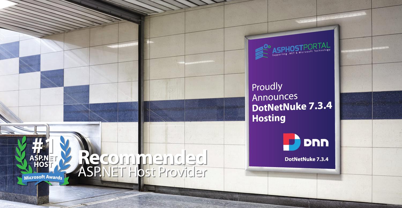 ASPHostPortal.com Proudly Announces DotNetNuke 7.3.4 Hosting