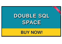 ASPHostPortal.com – ASP.NET Hosting PROMO CODE – Double SQL Server Space