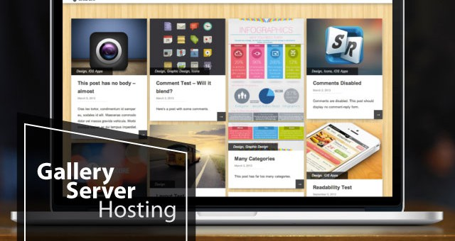 Best and Cheap European Gallery Server Pro 4.1.0 Hosting