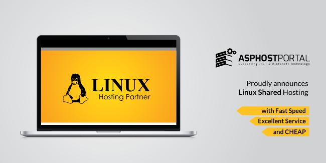 ASPHostPortal.com Announces Linux Shared Hosting Solution