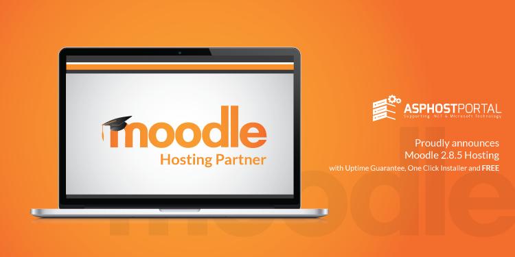 ASPHostPortal.com Announces Powerful Moodle 2.8.5 Hosting Solution