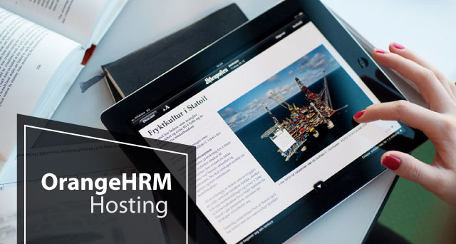 Best and Cheap OrangeHRM Hosting