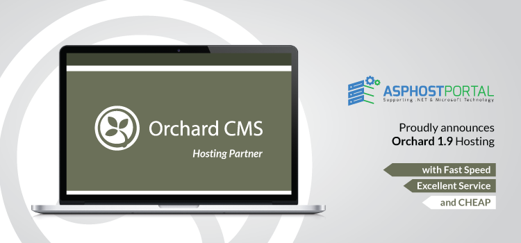 ASPHostPortal.com Announces Orchard 1.9 Hosting Solution