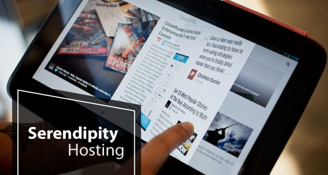 Best and Cheap Serendipity Hosting