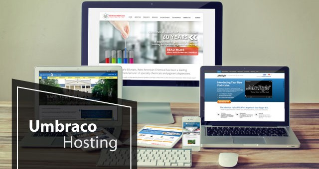 Reliable Umbraco 7.2.8 Hosting With Rich Features & High Performance