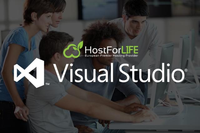 HostForLIFE.eu Launches Cheap Visual Studio 2015 Hosting