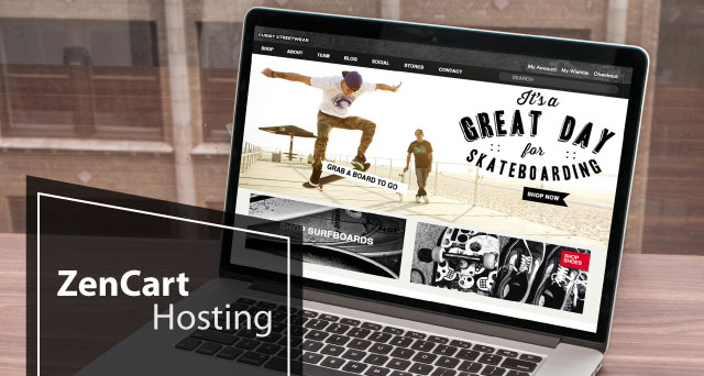 Best and Cheap ZenCart Hosting